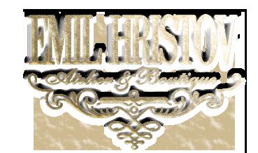 EMIL HRISTOV ATELIER § BOUTIQUE – VARNA | ЕМИЛ ХРИСТОВ – АТЕЛИЕ И БУТИК – гр. Варна